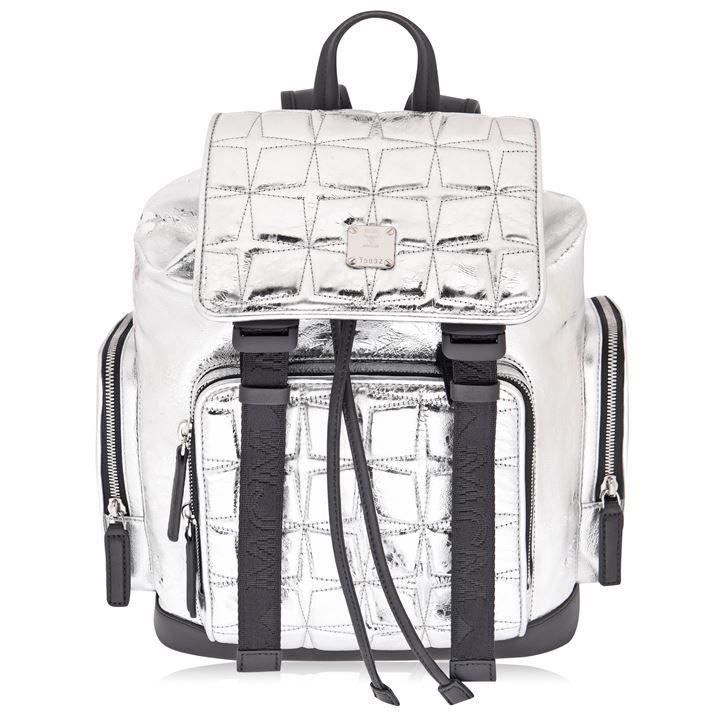 Quilted Leather Brandenburg Backpack