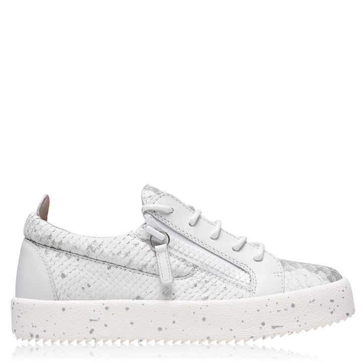 Rubio Leather Trainers