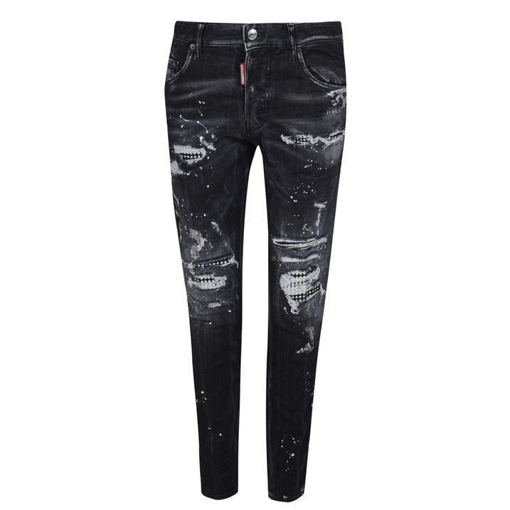 Q Skater Diamond Jeans