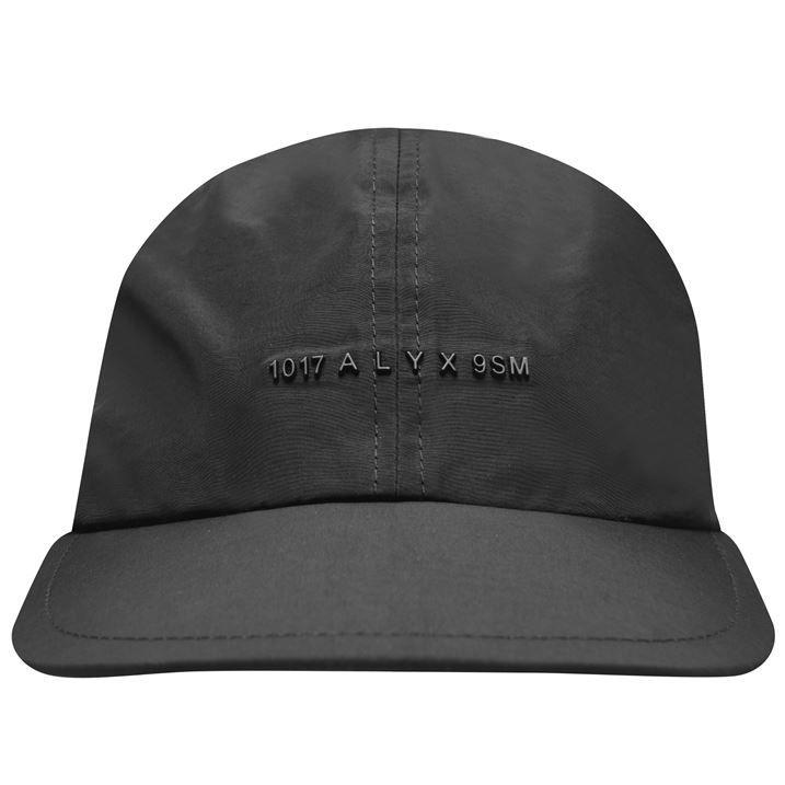 Logo Buckle Cap