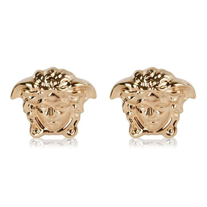 Medusa Head Earrings