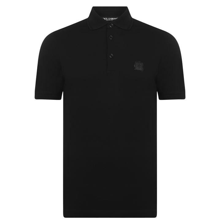 Wax Stamp Polo Shirt