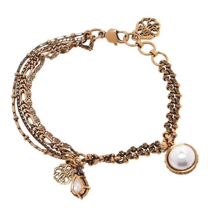 Sign Charm Bracelet