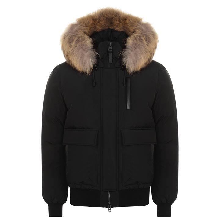 Nathan Parka Jacket