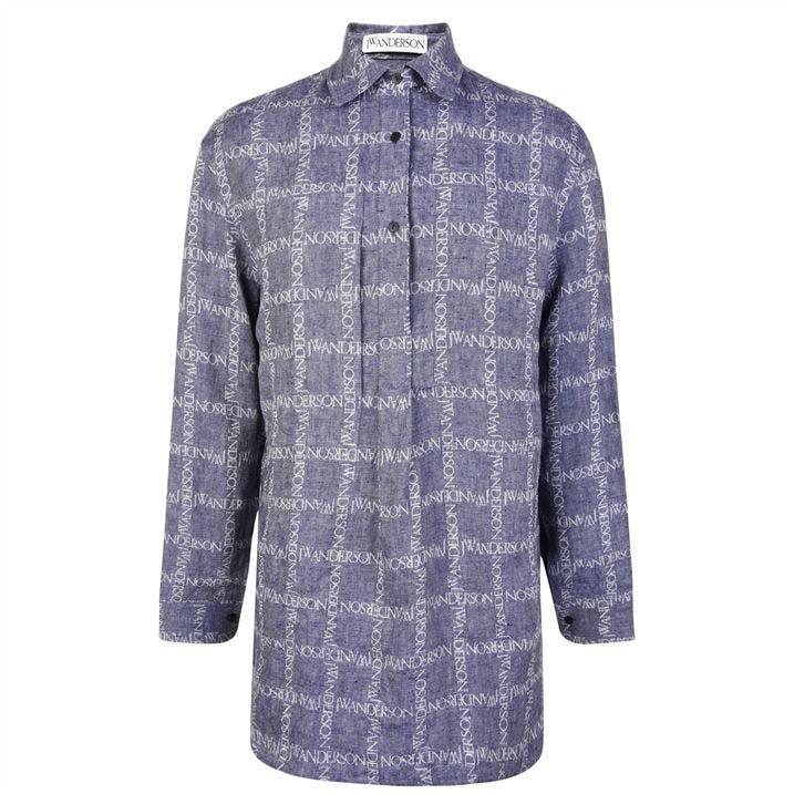 Tunic Linen Shirt
