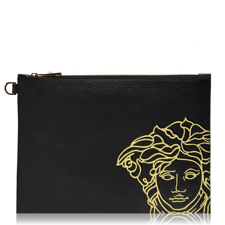 Medusa Clutch Bag