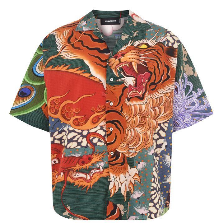 Zodiac Short Sleeve Shirt