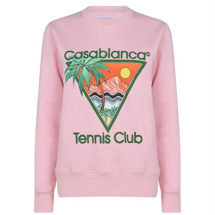 Tennis Club Sweatshirt