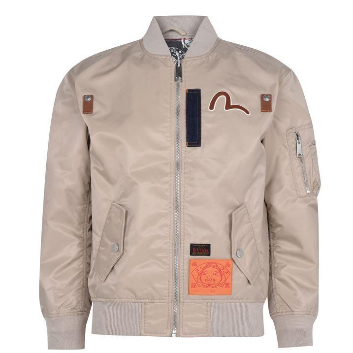 Applique Godhead Jacket