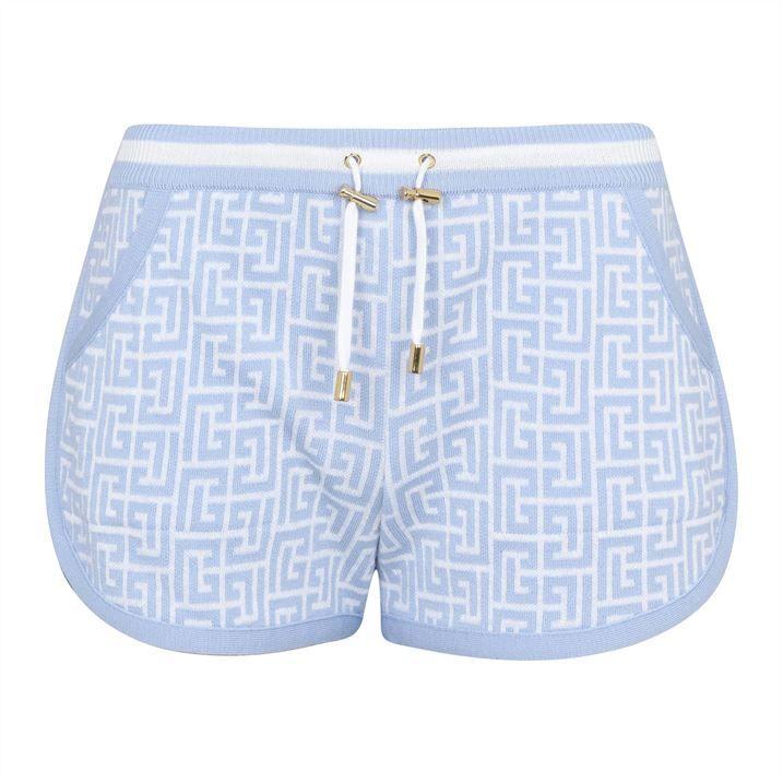 Monogram Shorts
