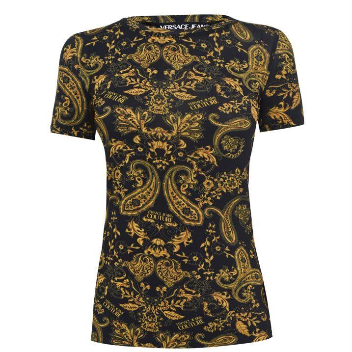 Baroque Lycra T Shirt