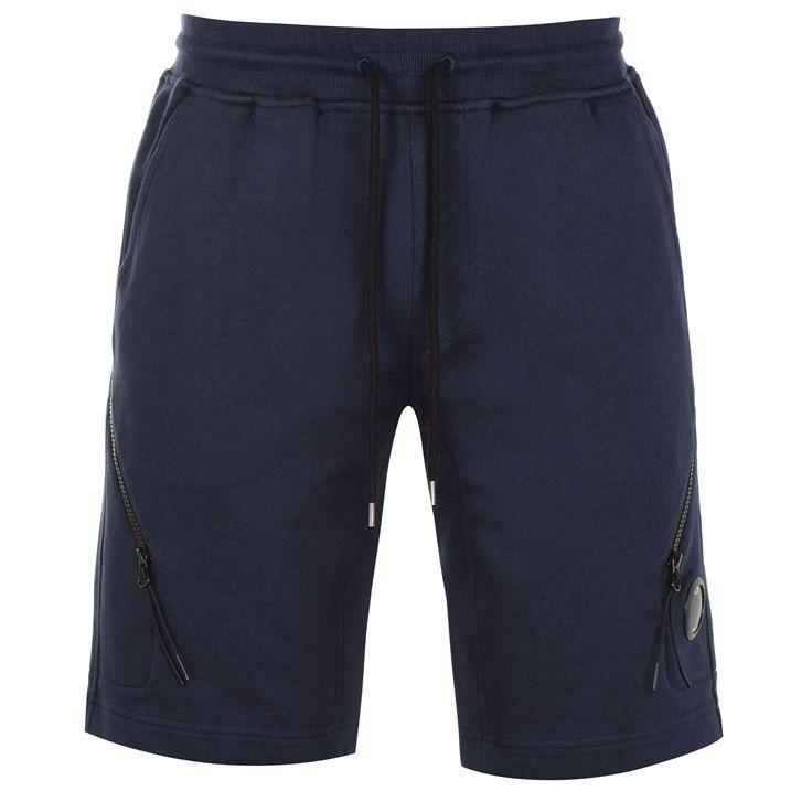 Zip Lens Shorts