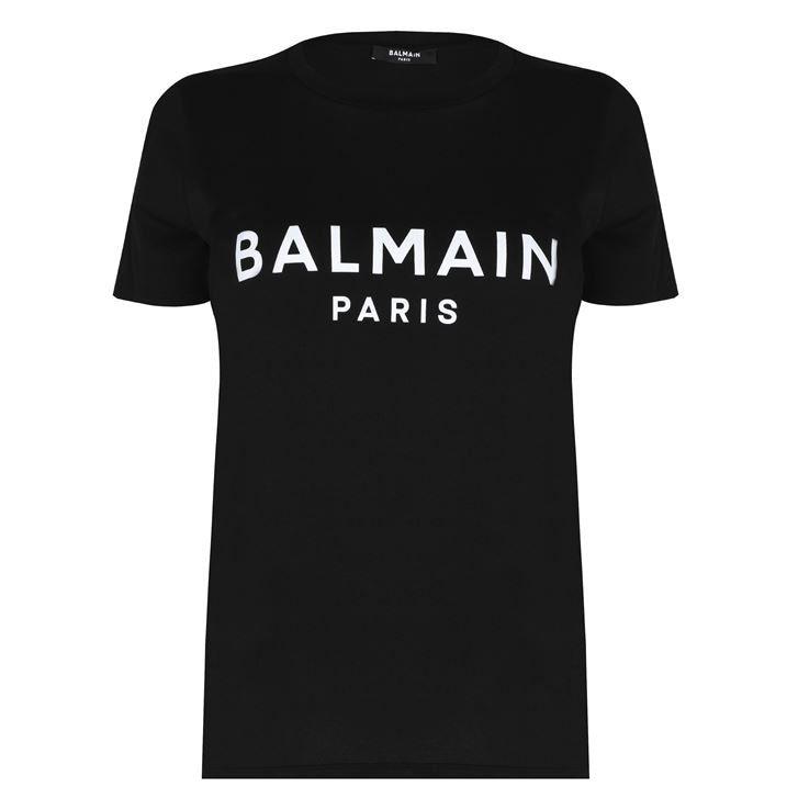 Paris Print T Shirt