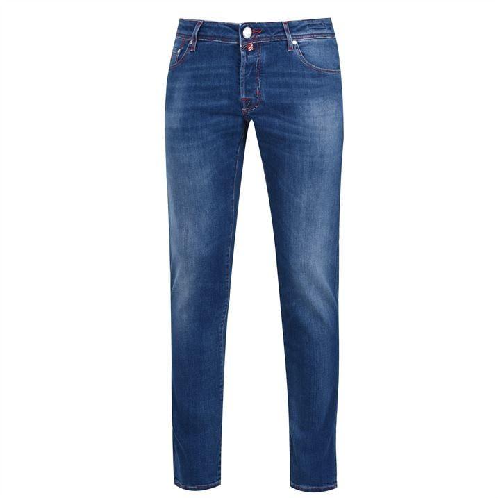 Red Stitch Jeans