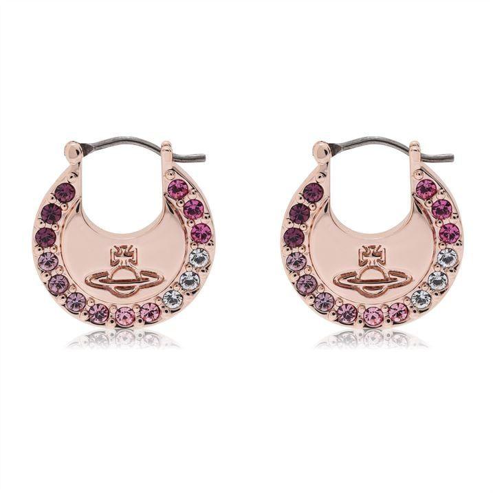 Claretta Hoop Earrings
