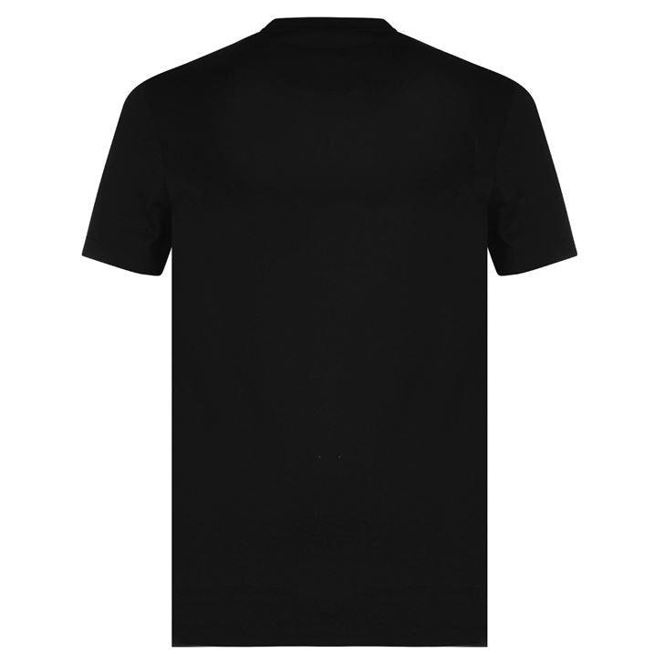 Embroidered Medusa T Shirt