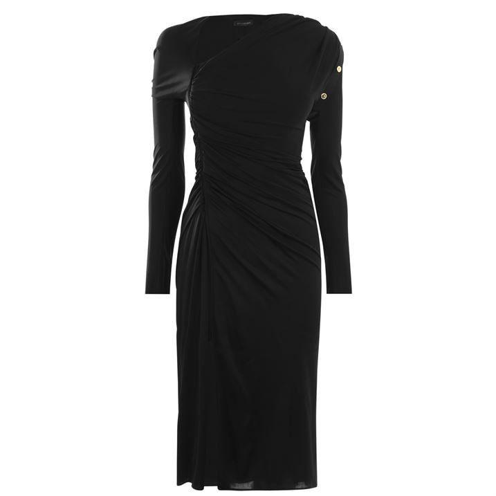 Ls Midi Dress