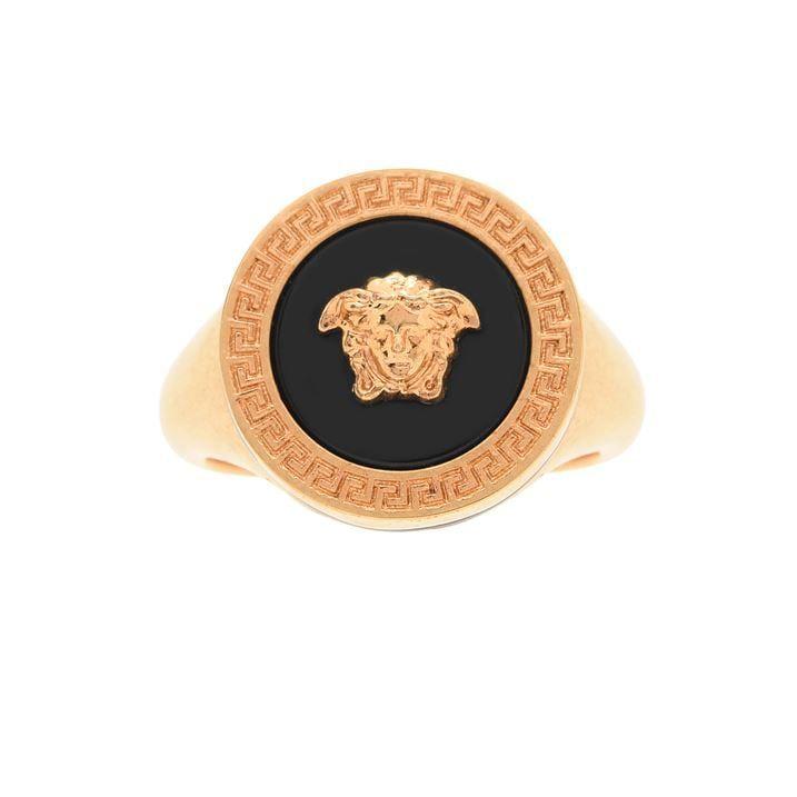 Versace Signet Ring Sn00