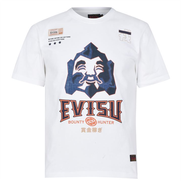 Digi Print Embroidery T Shirt