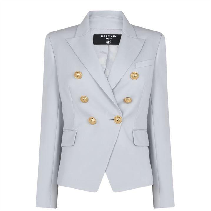 6 Button Blazer Jacket