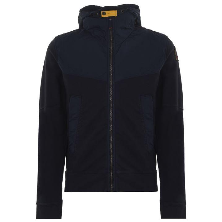 Bora Zip Hooded Sweatshirt