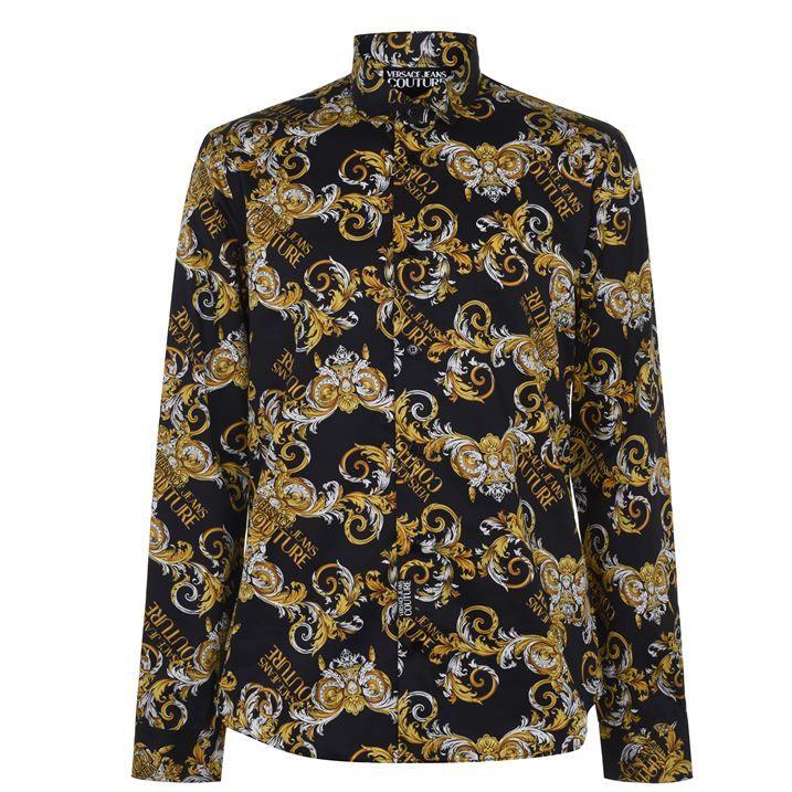 All Over Baroq Shirt