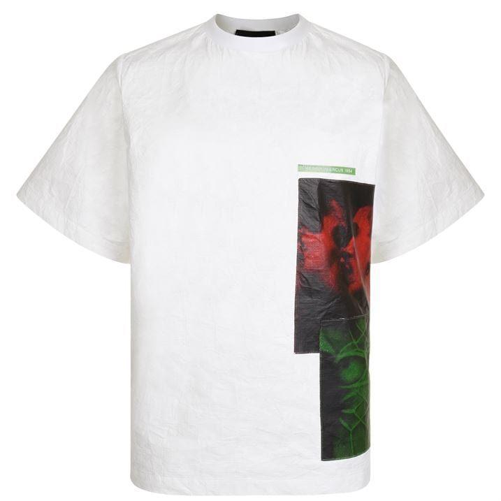 Mert  And  Marcus Paper T Shirt