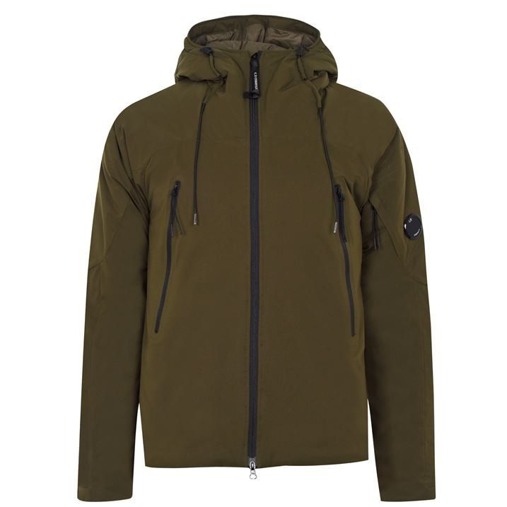 Pro Tek Lens Hooded Jacket