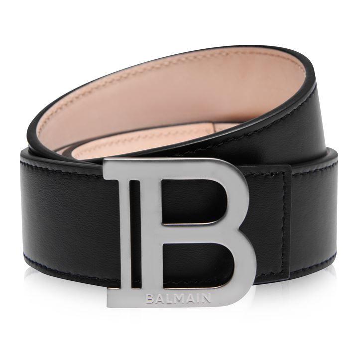 B Logo Belt