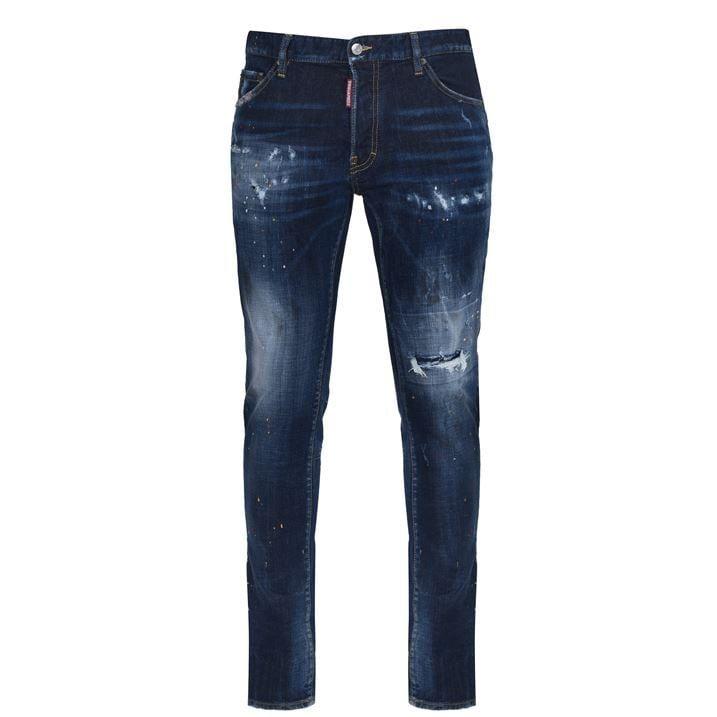 Cool Guy Split Jeans
