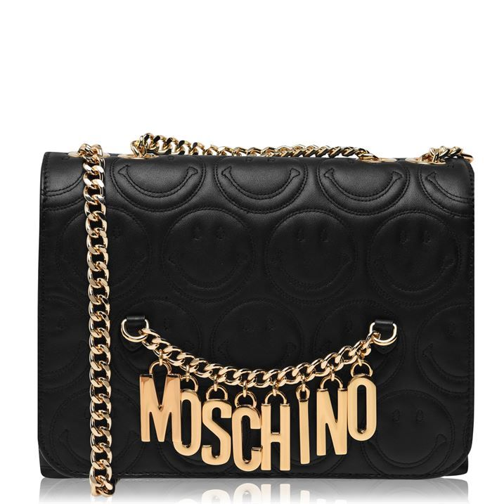 Chain Flap Over Bag