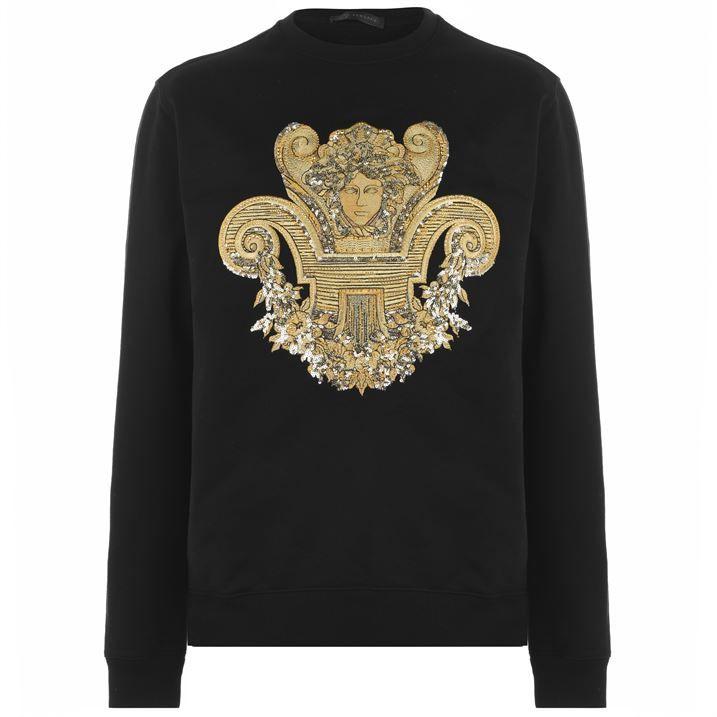 Medusa Emblem Sweatshirt