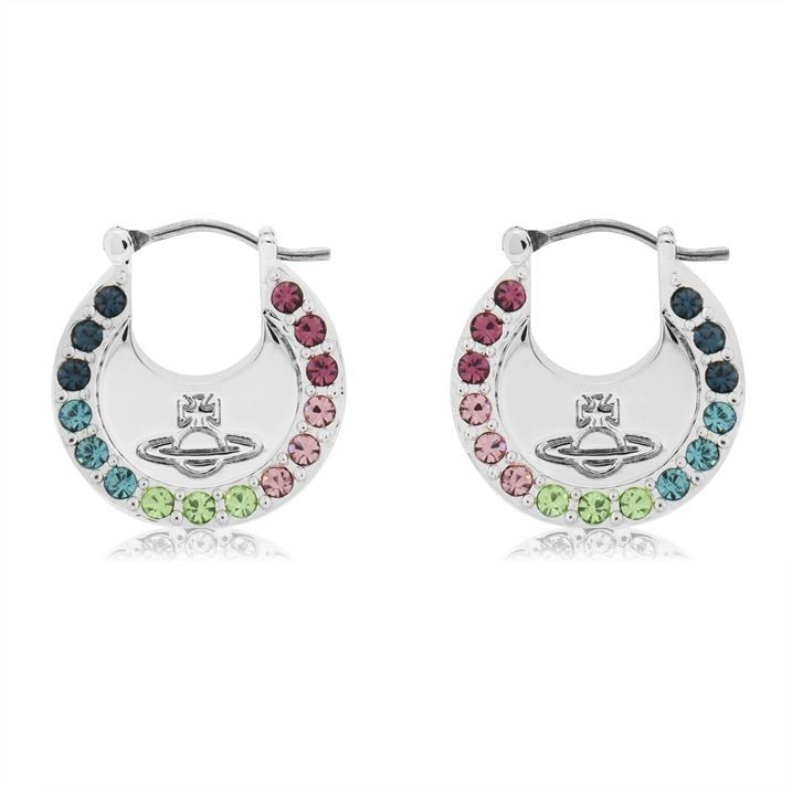 Claretta Hoop Earrings