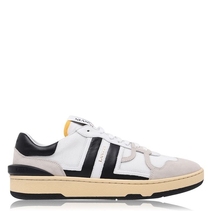 Clay Low Top Trainers