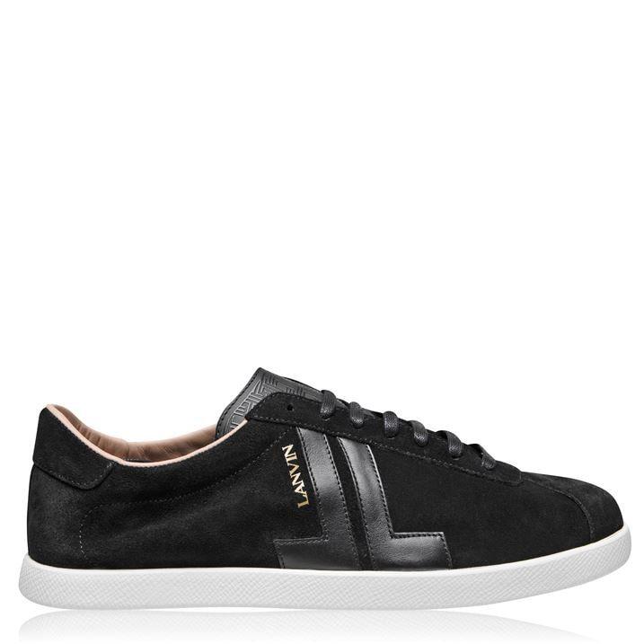Low Suede Sneakers