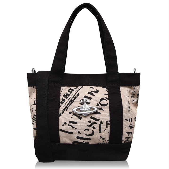 Vivienne Westwood Utility Shopping Bags
