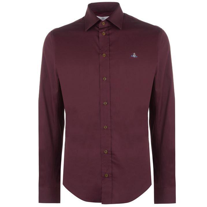 Long Sleeved Orb Shirt