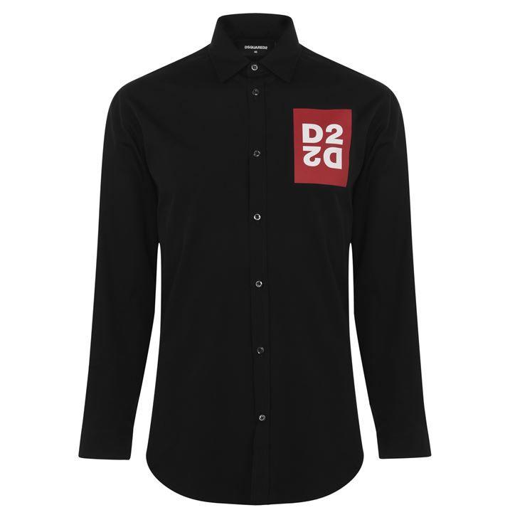 D2 Long Sleeve Shirt