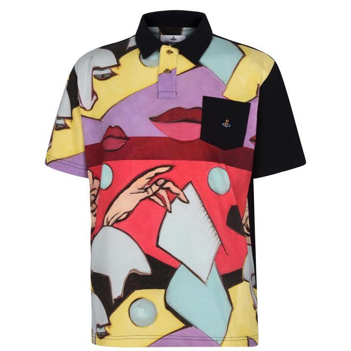Artist Polo Shirt