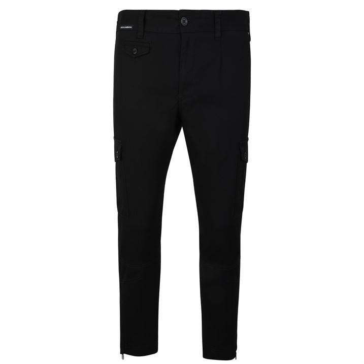 Tape Cargo Trousers