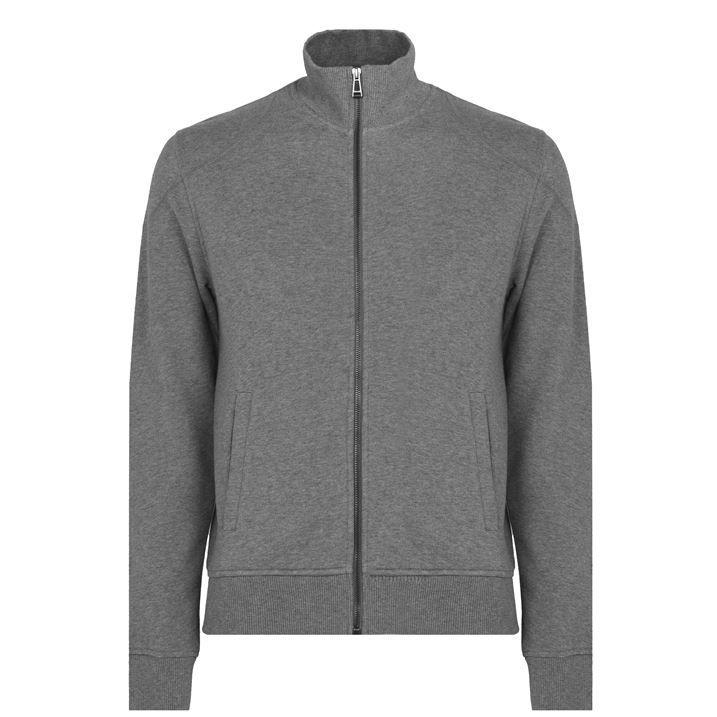 Staplefield Zip Sweatshirt