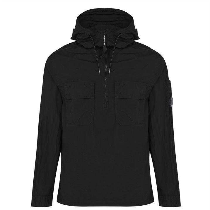 Company Breast Pocket Pop Over Jacket