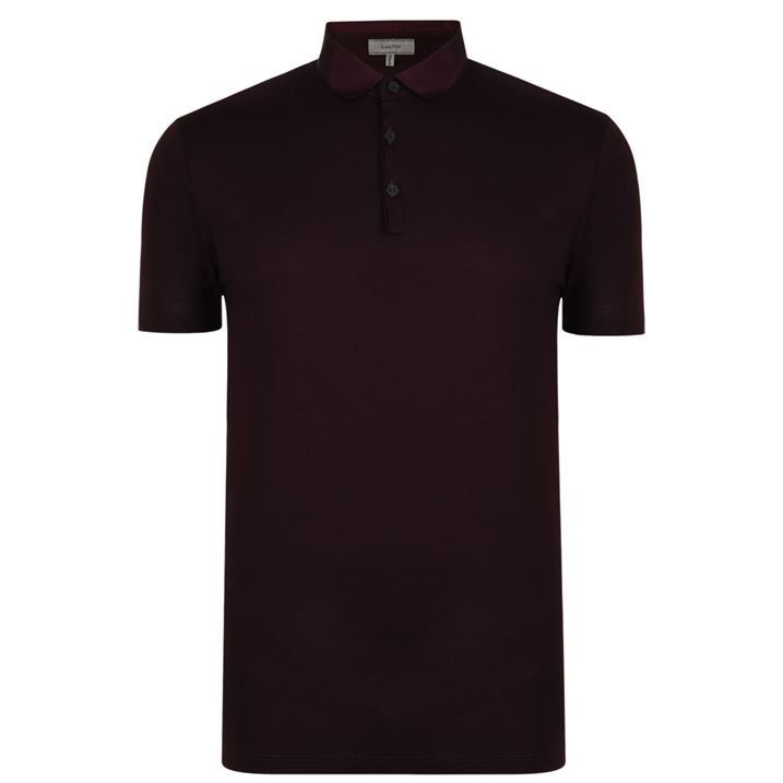 Grosgrain Polo Shirt