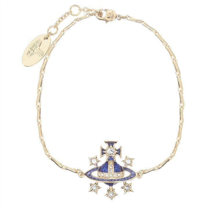 Dalila Bas Relief Bracelet