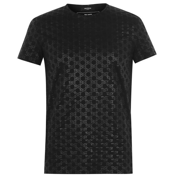Balmain Mono T Shirt