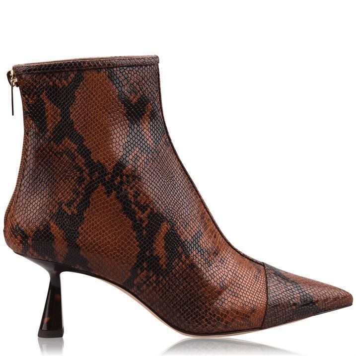 Kix 65 Snake Skin Boots