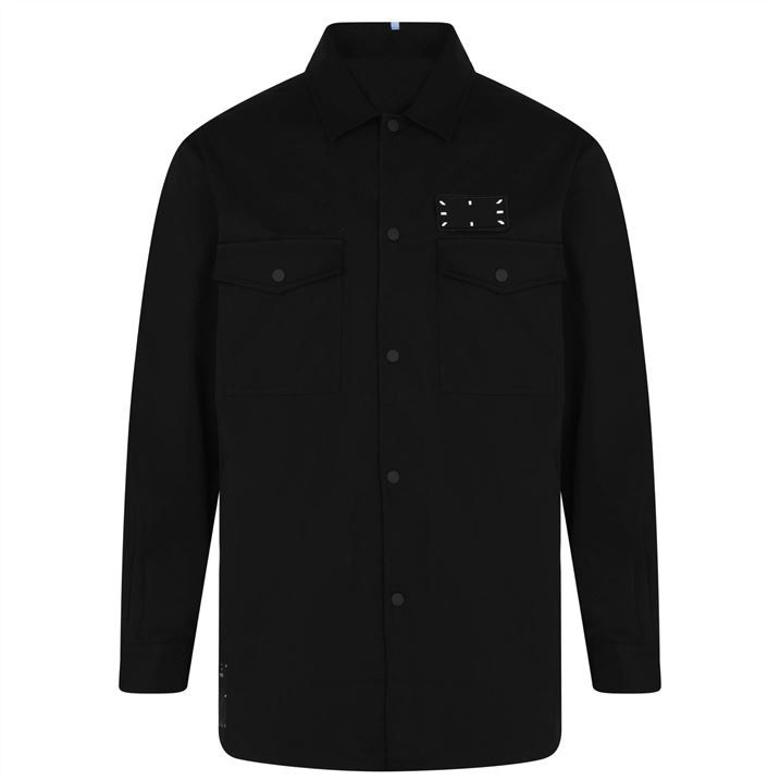Mcq Twill Overshirt