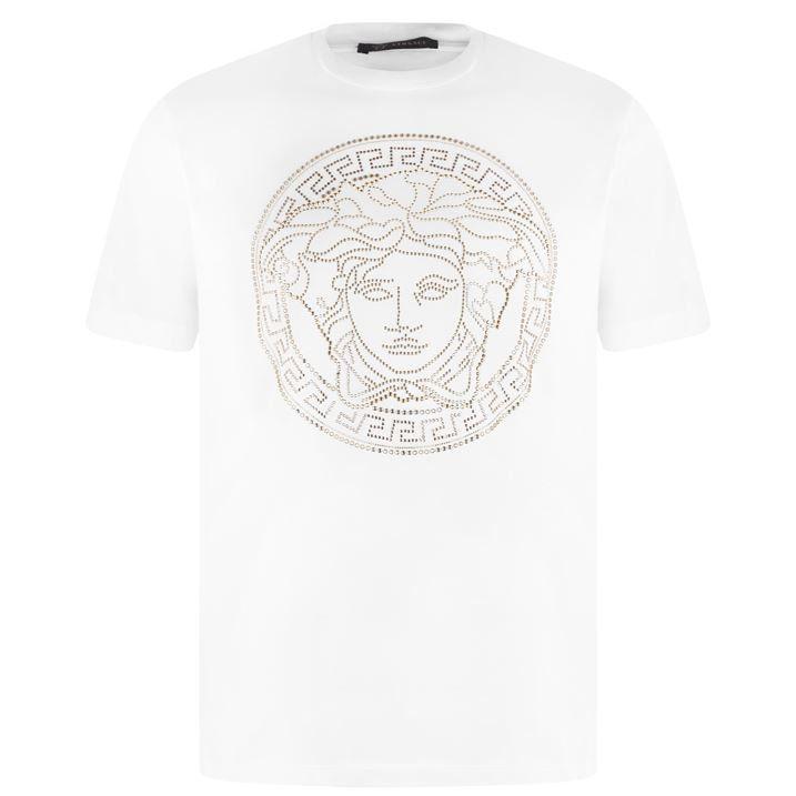 Medusa Crystal T Shirt