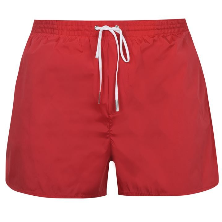 Back Logo Swim Shorts