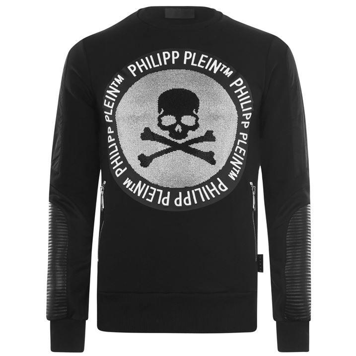 Psychosocial Crew Neck Sweater